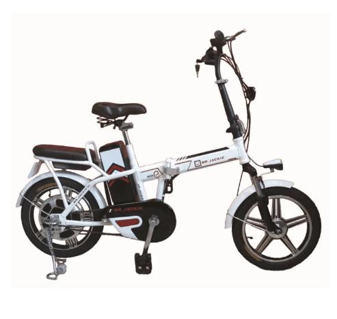 Distributor Jual Sepeda Listrik Mr Jackie Vedro Murah