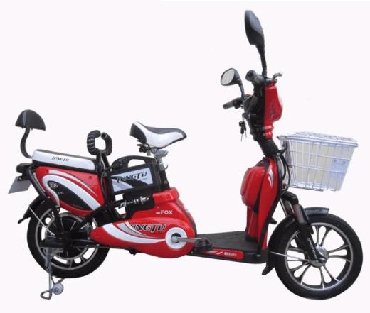 Sepeda Listrik Langtu Ini Sebagai Sarana Untuk Mengakomodasi Kebutuhan Pengguna Perkotaan Dirancang Gaya Sederhana Portabel Dan