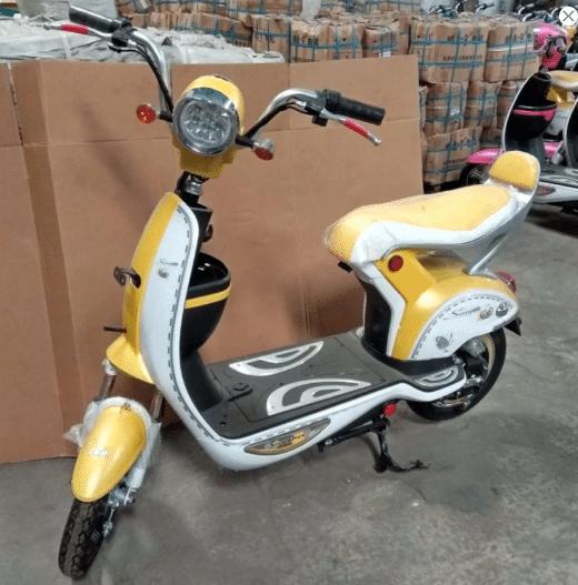 Distributor Jual Sepeda Listrik Sunrace Sunny Murah
