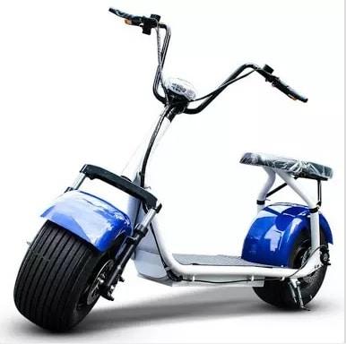 Distributor Jual Sepeda Listrik Generik Model Harley Chopper Termurah