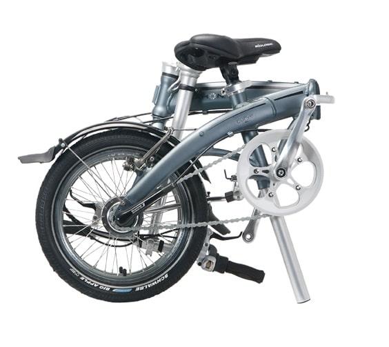 Distributor toko jual sepeda lipat Dahon Curve SL murah