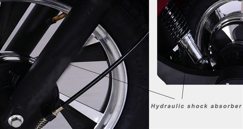 Distributor Sepeda Motor Listrik Dynabike GALAXY X2 Murah