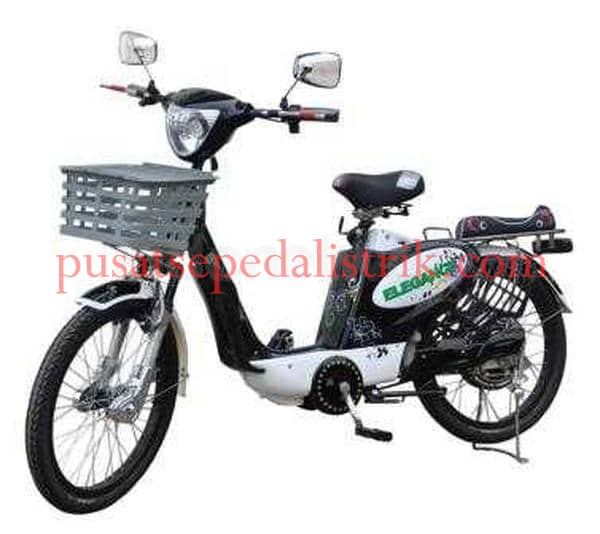 Distributor Jual Sepeda Listrik SUNRACE ELEGANCE Termurah