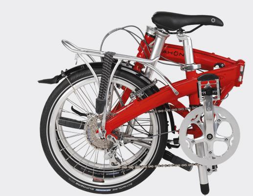 Sepeda lipat Dahon Mu P8 – Pusat Sepeda Listrik